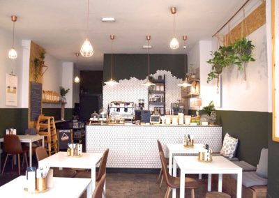 Brew and Tucker   Coffee Shop Frodsham   Downstairs
