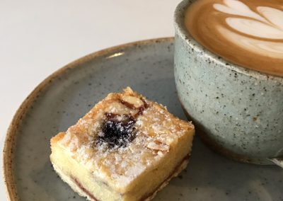 Brew and Tucker | Coffee Shop Frodsham | Coffee and cake