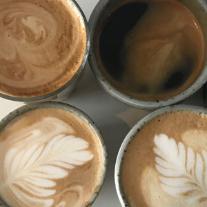 Brew and Tucker | Coffee Shop Frodsham | Coffees